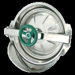 Дверцы круглые для цемента