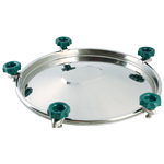 Люки круглые для стеклопластика