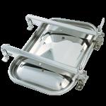Дверцы прямоугольные ARTEN для стеклопластика